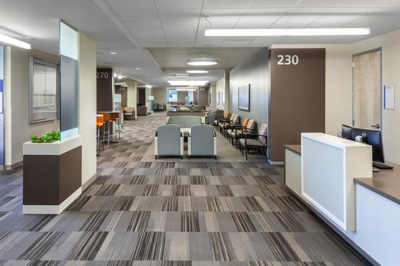 HBC\'s recently completed, Hoag Health Center (Sand Canyon) opens in ...